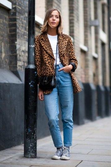 mom leopard